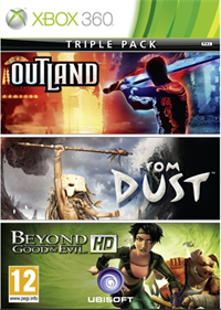 Outland / From Dust / Beyond Good & Evil HD