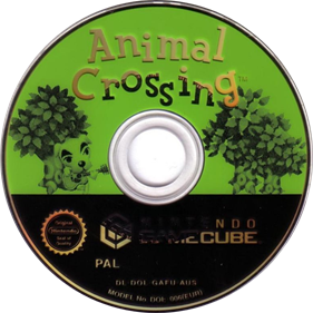 Animal Crossing - Disc