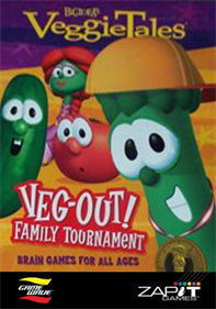 Veggie Tales: Veg-Out! Family Tournament