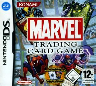 Marvel Trading Card Game - Box - Front