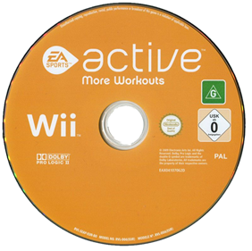 EA Sports Active: More Workouts - Disc