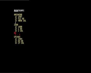 LogiTrumps VS - Screenshot - Gameplay