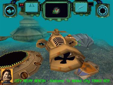 Sub Culture - Screenshot - Gameplay