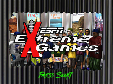 1Xtreme - Screenshot - Game Title