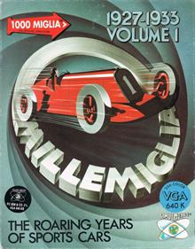 1000 Miglia Volume I: 1927 to 1933