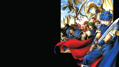 Fire Emblem: Monshou no Nazo - Fanart - Background