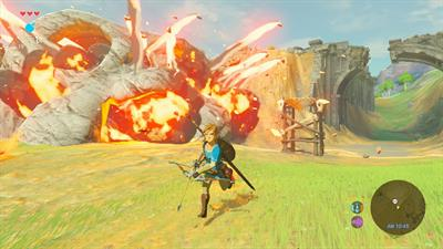 The Legend of Zelda: Breath of the Wild - Screenshot - Gameplay