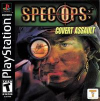 Spec Ops: Covert Assault