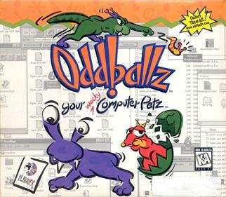 Oddballz: Your Wacky Computer Petz