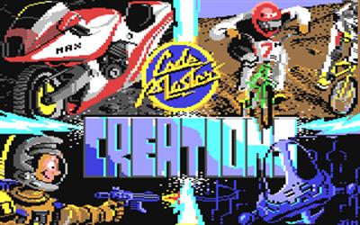 Creations - Screenshot - Game Title