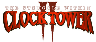 Clock Tower II: The Struggle Within - Clear Logo