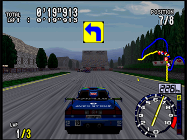 GT 64: Championship Edition - Screenshot - Gameplay