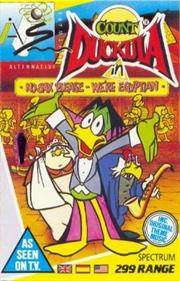 Count Duckula: in No Sax Please We're Egyptian