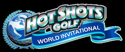 Hot Shots Golf: World Invitational - Clear Logo
