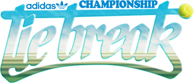 Adidas Championship Tie Break - Clear Logo