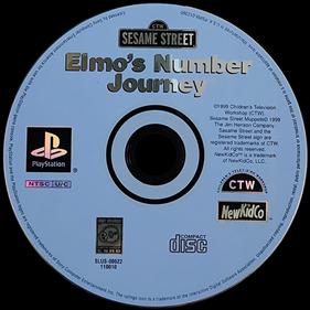 Elmo's Number Journey - Disc