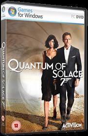 007: Quantum of Solace - Box - 3D