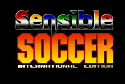 International Sensible Soccer - Screenshot - Game Title