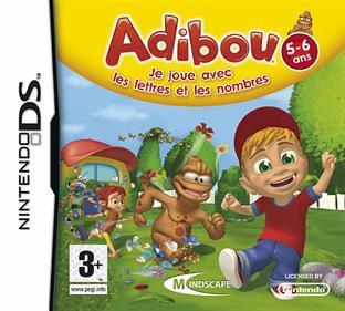 Adibou: Je Joue avec les Lettres et les Nombres