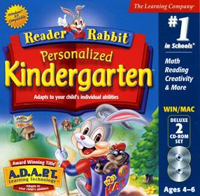 Reader Rabbit Personalized Kindergarten