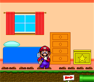 Mario's Early Years: Fun with Numbers - Screenshot - Gameplay