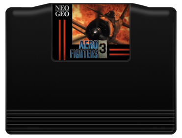 Aero Fighters 3 - Cart - Front