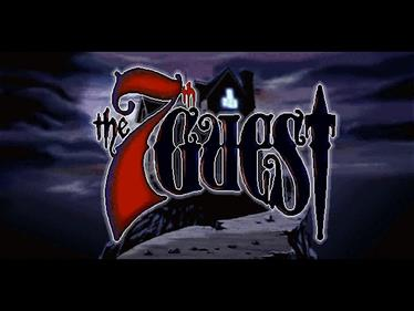 The 7th Guest - Screenshot - Game Title