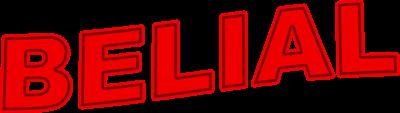 Belial - Clear Logo