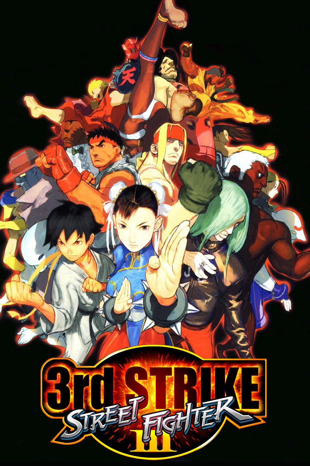 Street Fighter Iii 3rd Strike Fight For The Future
