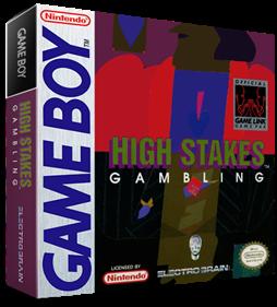 High Stakes Gambling - Box - 3D