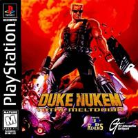 Duke Nukem Total Meltdown