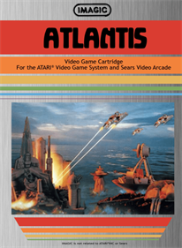 Atlantis - Box - Front