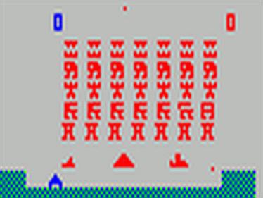 Videocart-26: Alien Invasion - Screenshot - Gameplay