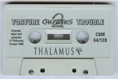 Creatures 2: Torture Trouble - Disc