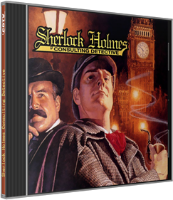 Sherlock Holmes: Consulting Detective - Box - 3D