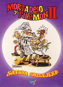 Mortadelo y Filemon II