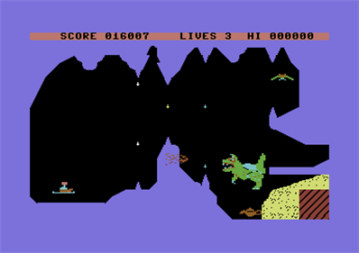 Magic Carpet - Screenshot - Gameplay