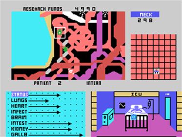 Microsurgeon - Screenshot - Gameplay
