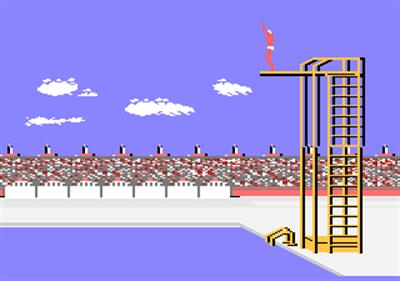 Summer Games - Screenshot - Gameplay
