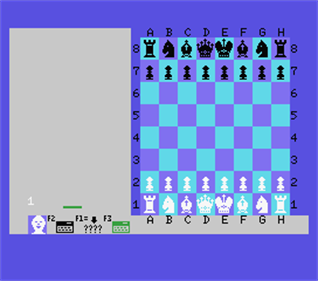 Chess Master - Screenshot - Game Title