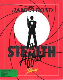 007 James Bond: The STEALTH Affair