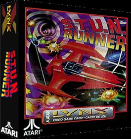 S.T.U.N. Runner - Box - 3D