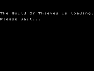 The Guild of Thieves - Screenshot - Game Title