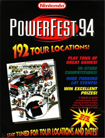 PowerFest 94: Super Mario Kart