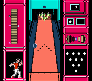 Big Challenge! Go! Go! Bowling - Screenshot - Gameplay