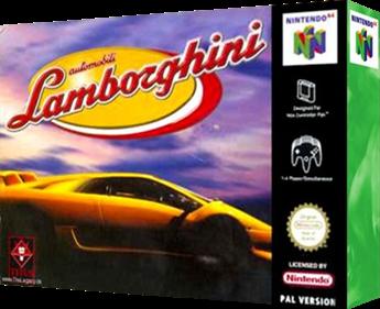 Automobili Lamborghini - Box - 3D