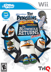 The Penguins of Madagascar: Dr. Blowhole Returns: Again!