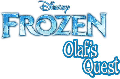 Disney Frozen: Olaf's Quest - Clear Logo