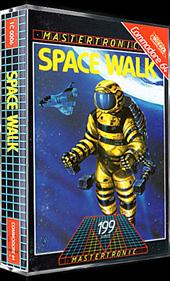 Space Walk (Mastertronic) - Box - 3D