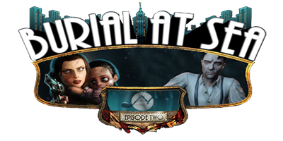 BioShock Infinite: Burial at Sea: Episode 2 - Clear Logo